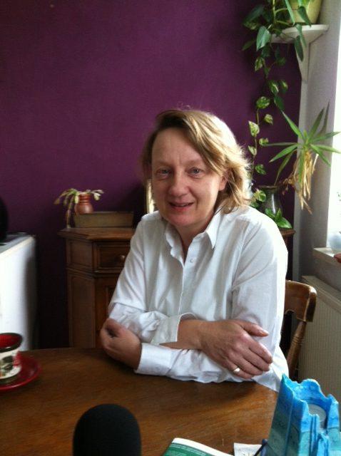 Christina Rauch Buchhändlerin - Bild: Heijo Schlein