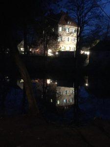 Bild Zeltnerschloss von Hanne Schönlau - Dezember 2018